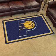 Indiana Pacers 4' x 6' Area Rug