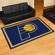 Indiana Pacers 5' x 8' Area Rug