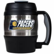 Indiana Pacers 52 oz. Stainless Steel Travel Mug