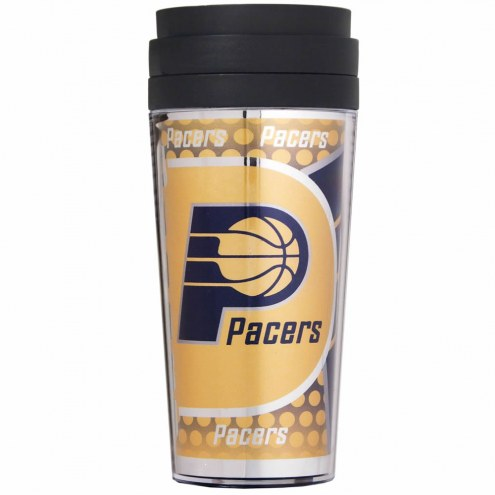 Indiana Pacers Acrylic Travel Tumbler