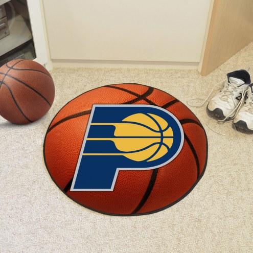 Indiana Pacers Basketball Mat