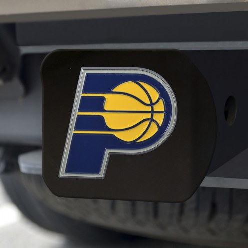 Indiana Pacers Black Color Hitch Cover