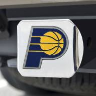 Indiana Pacers Chrome Color Hitch Cover