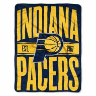 Indiana Pacers Clear Out Throw Blanket