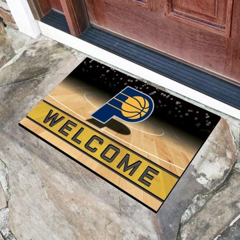 Indiana Pacers Crumb Rubber Door Mat