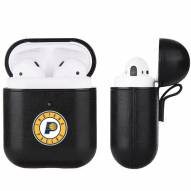 Indiana Pacers Fan Brander Apple Air Pods Leather Case