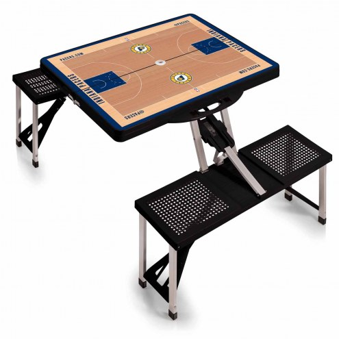 Indiana Pacers Folding Picnic Table