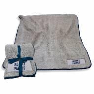 Indiana Pacers Frosty Fleece Blanket
