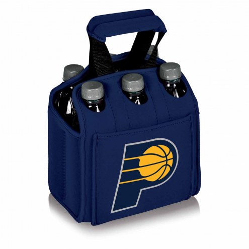 Indiana Pacers Navy Six Pack Cooler Tote