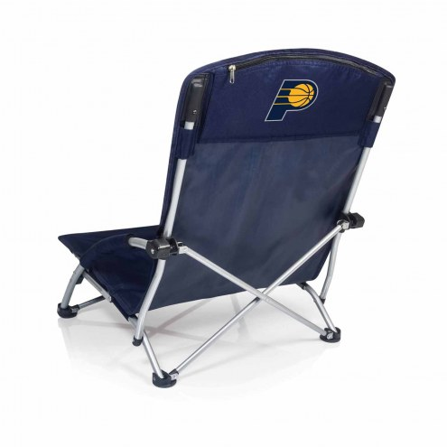 Indiana Pacers Navy Tranquility Beach Chair