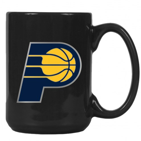 Indiana Pacers NBA 2-Piece Ceramic Coffee Mug Set