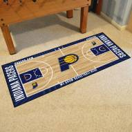 Indiana Pacers NBA Court Large Runner