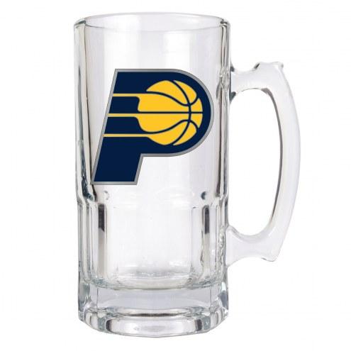 Indiana Pacers NBA 1 Liter Glass Macho Mug