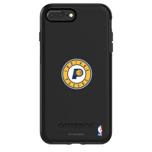 Indiana Pacers OtterBox iPhone 8/7 Symmetry Black Case