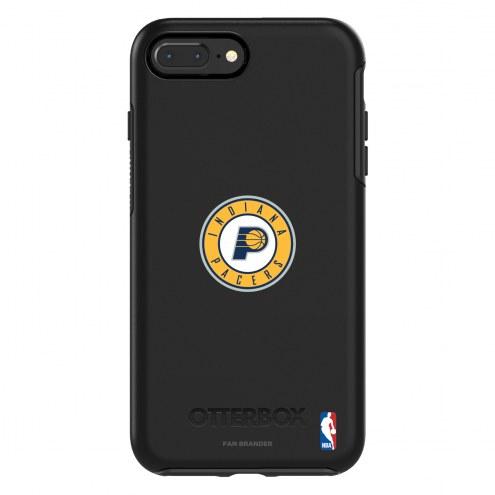 Indiana Pacers OtterBox iPhone 8 Plus/7 Plus Symmetry Black Case