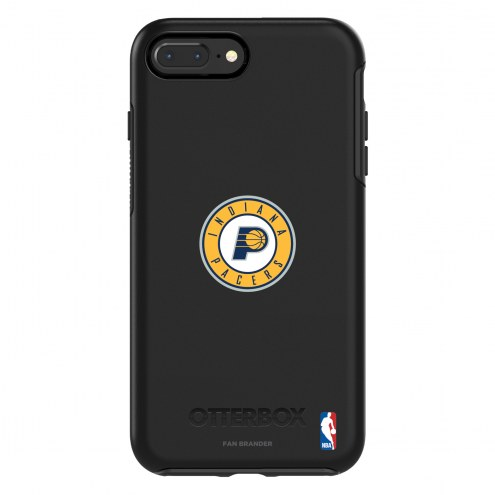 Indiana Pacers OtterBox iPhone 8 Plus/7 Plus Symmetry Black Case