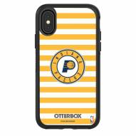 Indiana Pacers OtterBox iPhone X/Xs Symmetry Stripes Case