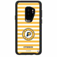 Indiana Pacers OtterBox Samsung Galaxy S9+ Symmetry Stripes Case