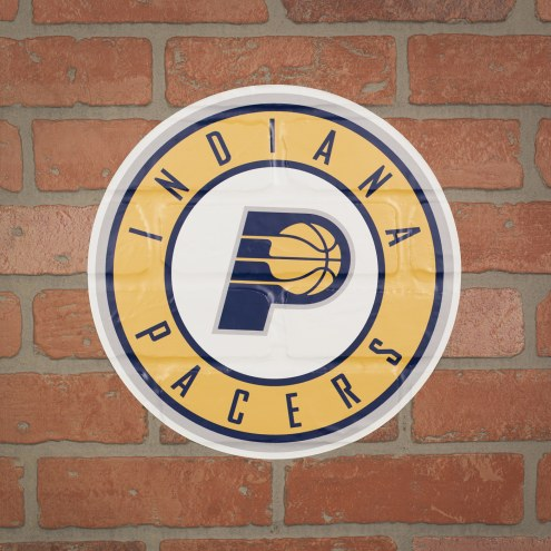 Indiana Pacers Outdoor Logo Graphic