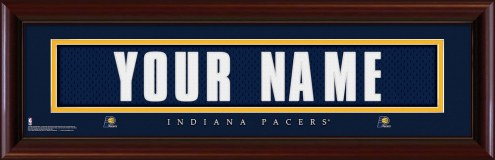 Indiana Pacers Personalized Stitched Jersey Print