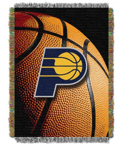 Indiana Pacers Photo Real Throw Blanket