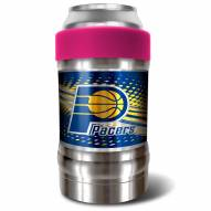 Indiana Pacers Pink 12 oz. Locker Vacuum Insulated Can Holder
