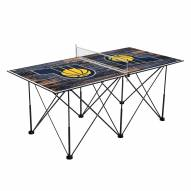 Indiana Pacers Pop Up 6' Ping Pong Table