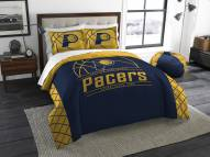 Indiana Pacers Reverse Slam Full/Queen Comforter Set