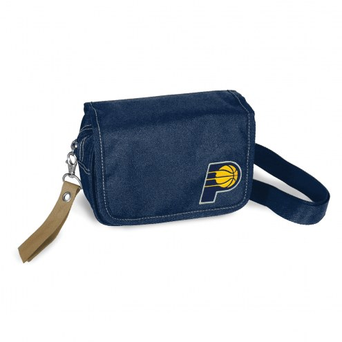 Indiana Pacers Ribbon Waist Pack Purse