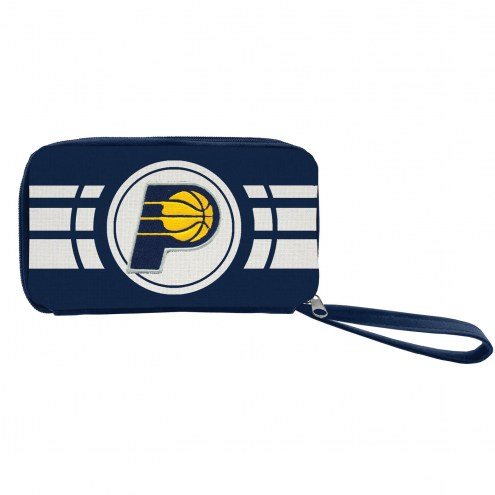 Indiana Pacers Ripple Zip Wallet