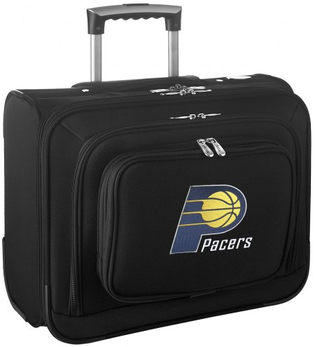 Indiana Pacers Rolling Laptop Overnighter Bag