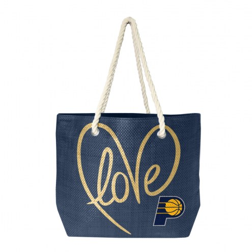 Indiana Pacers Rope Tote