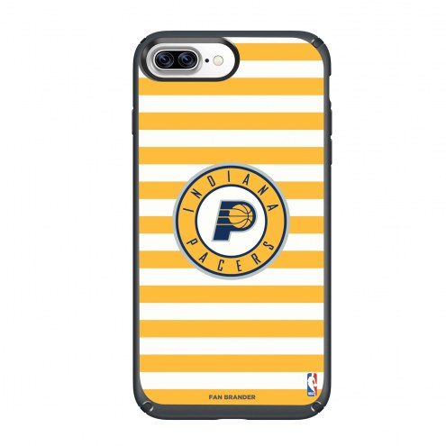Indiana Pacers Speck iPhone 8 Plus/7 Plus Presidio Stripes Case