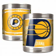 Indiana Pacers Stainless Steel Hi-Def Coozie Set