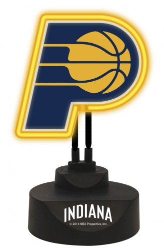 Indiana Pacers Team Logo Neon Lamp