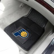 Indiana Pacers Vinyl 2-Piece Car Floor Mats