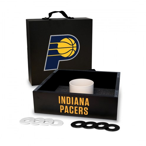 Indiana Pacers Washer Toss Game Set