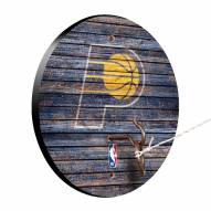 Indiana Pacers Weathered Design Hook & Ring Game