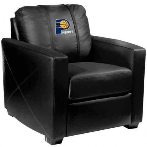 Indiana Pacers XZipit Silver Club Chair