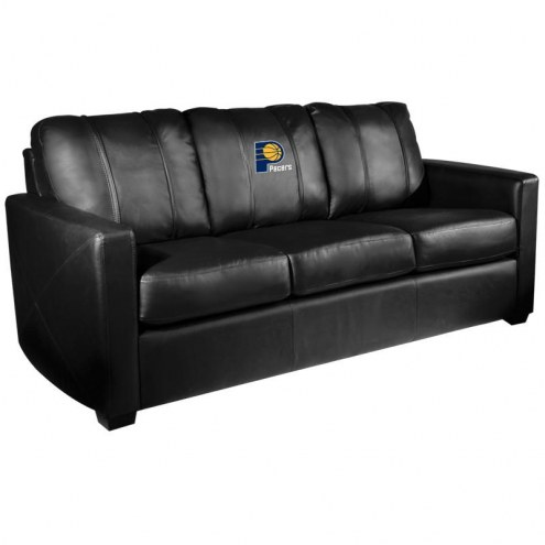 Indiana Pacers XZipit Silver Sofa