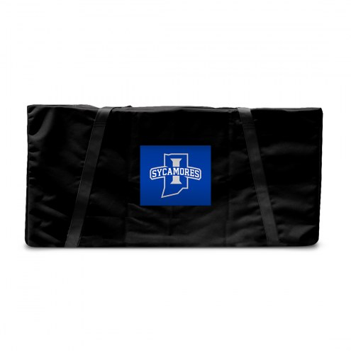 Indiana State Sycamores Cornhole Carrying Case