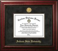 Indiana State Sycamores Executive Diploma Frame