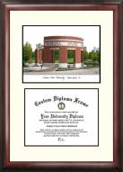 Indiana State Sycamores Scholar Diploma Frame