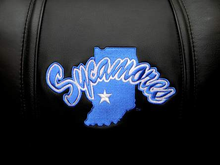Indiana State Sycamores XZipit Furniture Panel