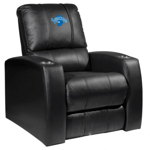 Indiana State Sycamores XZipit Relax Recliner with Secondary Logo