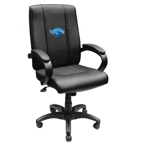 Indiana State Sycamores XZipit Office Chair 1000 with Secondary Logo