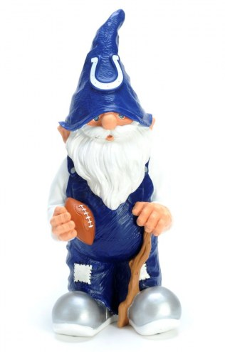 "Indianapolis Colts 11"""" Garden Gnome"