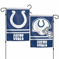 "Indianapolis Colts 11"" x 15"" Garden Flag"