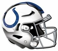 """Indianapolis Colts 12"""" Helmet Sign"""