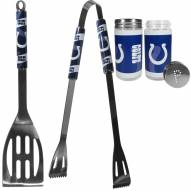 Indianapolis Colts 2 Piece BBQ Set with Tailgate Salt & Pepper Shakers